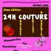 24h couture les 4 et 5 mai 2013